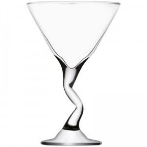 "6 Verres à Cocktail ""Z-STEM"" 27 cl"