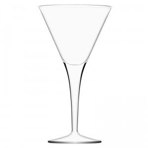 "6 Verres à Cocktail ""Michelangelo"" - cristallin"