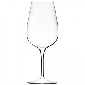 "6 Verres à Vin ""Vinalies n°2"" - cristallin"