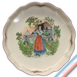 Collection OBERNAI  - Tourtière culinaire - Diam  33 cm -  Lot de 1