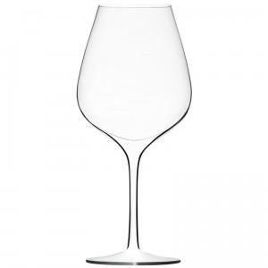 "6 Verres à Vin ""Vinalies n°3"" - cristallin"