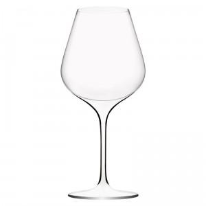 "6 Verres à Vin ""Vinalies n°4"" - cristallin - vins millésimés"