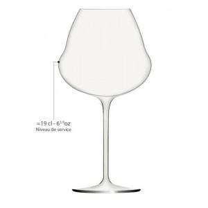 "6 Verres à Vin ""OENOMUST"" 62 cl - cristallin"