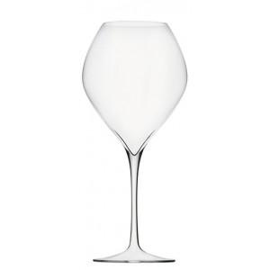 "6 Verres à Vin ""JAMESSE"" Grand Rouge 77 cl - cristallin"