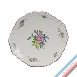 Collection REVERBERE table  - Plat gâteau - Diam  29 cm -  Lot de 1