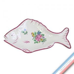 Collection REVERBERE table  - Coupelle poisson 'Petit' - L 16 cm -  Lot de 1