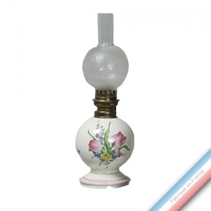 Collection REVERBERE déco  - Lampe boule électrique - H 49 cm -  Lot de 1