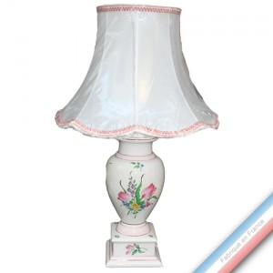 Collection REVERBERE déco  - Lampe louvre 'Petit' - H 67 -  Lot de 1
