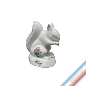 Collection REVERBERE déco  - Sujet écureuil - H 16 cm -  Lot de 1
