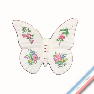 Collection REVERBERE déco  - Papillon moyen - H 13 - L 15 cm -  Lot de 1