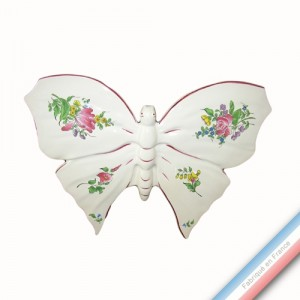 Collection REVERBERE déco  - Grand Papillon - L 33 - l 22 cm -  Lot de 1
