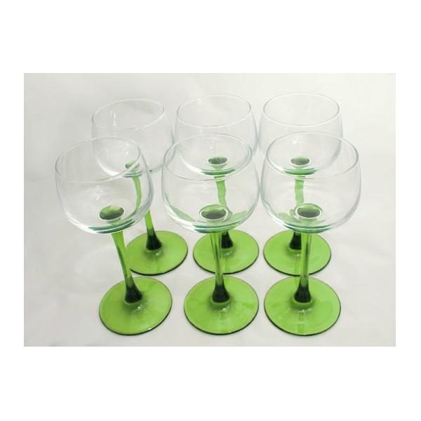 6 alsace 39 s traditional wine glasses alsace. Black Bedroom Furniture Sets. Home Design Ideas