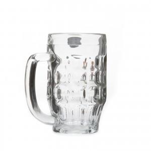 Bock à bière, motif Hansi