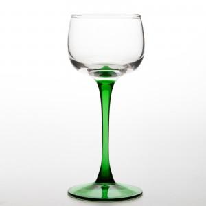 """6 Verres """"Vin du Rhin"""" UNIS"""