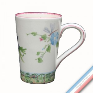 Collection VENT DE FLEURS - Mug XL - 0,60L -  Lot de 2