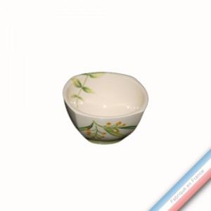 Collection VENT DE FLEURS - Gobelet sauce - Diam 4,5 cm - 5 cl -  Lot de 1