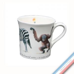 Collection POINT DE VUE ECLAIRE - Mug - 0,35 L -  Lot de 4