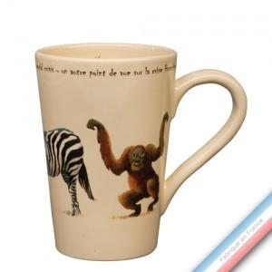 Collection POINT DE VUE ECLAIRE - Mug XL - 0,60L -  Lot de 2