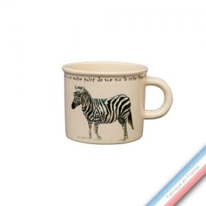 Collection POINT DE VUE ECLAIRE - Mini mug - 0,21 L -  Lot de 4