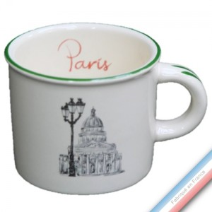 Collection PARIS - Mini mug - 0,21 L -  Lot de 4