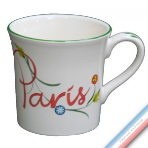 Collection PARIS - Mug - 0,35 L -  Lot de 4