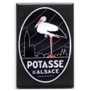 "Magnet Hansi 'La Potasse"" (the potash)"