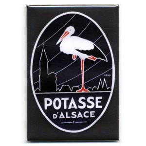 Magnet Hansi 'La Potasse'