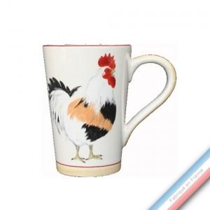 Collection COUR NORMANDE PAILLE - Mug XL - 0,60L -  Lot de 2