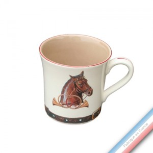 Collection CHANTILLY - Mug - 0,35 L -  Lot de 4