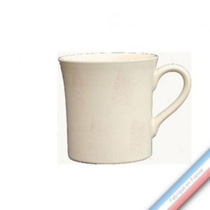 Collection MAINTENON PATINE VANILLE - Mug - 0,35 L -  Lot de 4