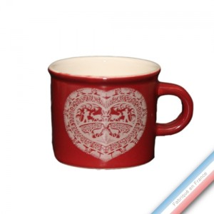 Collection MEGEVE - Mini mug - 0,21 L -  Lot de 4