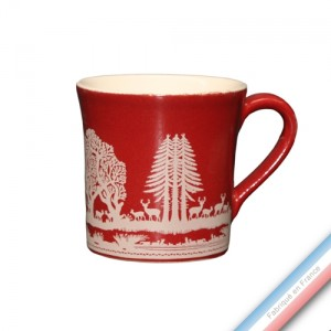 Collection MEGEVE - Mug - 0,35 L -  Lot de 4