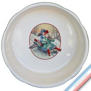 Collection SAINT PETERSBOURG - Moule à soufflé - Diam  26 cm -  Lot de 1