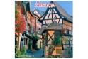 """Calendrier 2018 images """"Alsace"""" (30cm x 30cm)"""