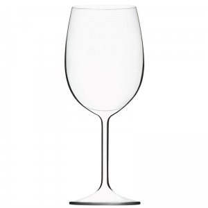 "6 Verres à Vin ""Sommelier"" - cristallin"