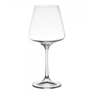"6 Verres à Vin ""Naomi"" - cristallin"