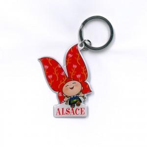 Porte-clé Lovely Elsa - Alsace