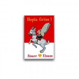 Magnet rigide Lovely Elsa - Hopla Geïss (R3)