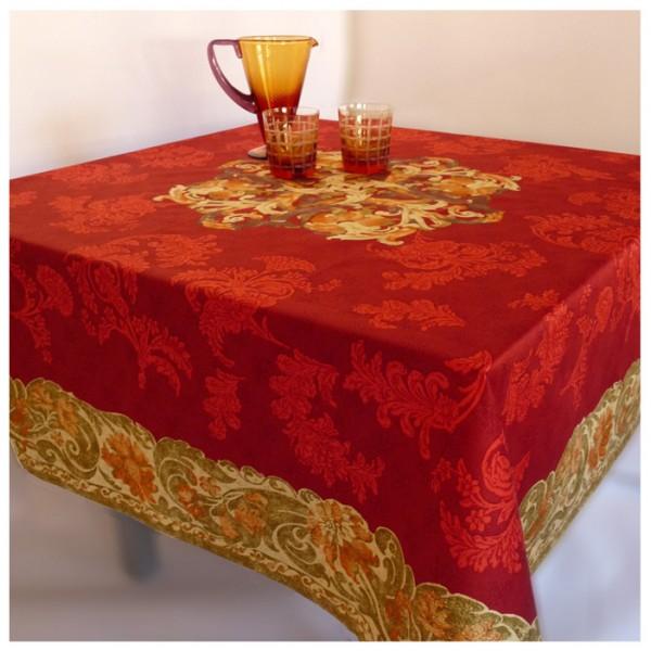 Nappes rectangulaires - Nappe de table rectangulaire ...