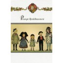 "Greeting card Alsace Hansi ""Prompt rétablissement"" - (get well!)"