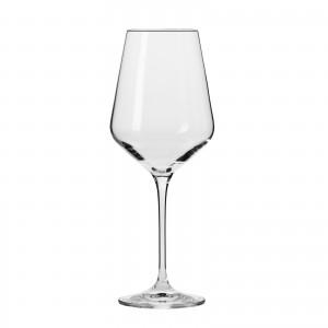 """6 Verres à Vin Blanc """"AVANT-GARDE"""" 39 cl - cristallin sans plomb"""
