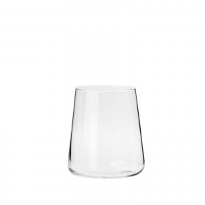"""6 verres à eau """"AVANT-GARDE"""" 38 cl - cristallin sans plomb"""