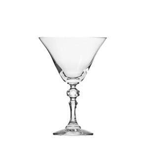 """6 Verres à cocktail """"KRISTA"""" 17 cl - cristallin sans plomb"""