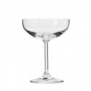 """6 Coupes à champagne """"VENEZIA"""" 20 cl - cristallin sans plomb"""