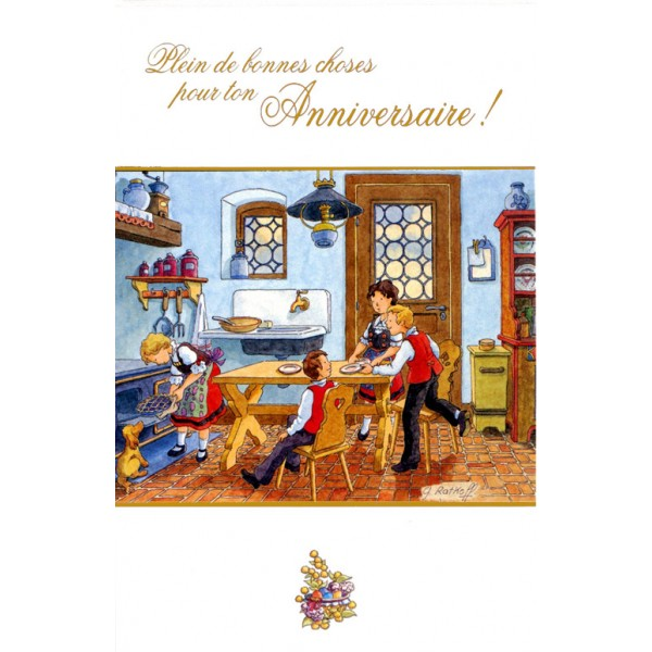 Cartes De Voeux Alsace