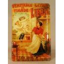 "Varnished plate ""Liebig"""