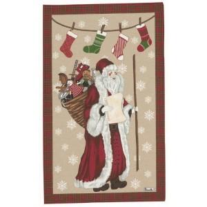 """Torchon """"Père Noël"""""""