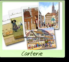 Cartes postales alsaciennes