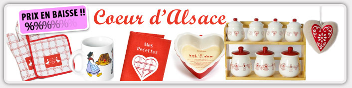 collection coeur alsace