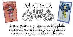 Maidala Made in Alsace